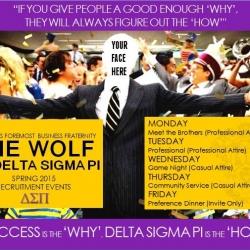 The Wolf of Delta Sigma Pi